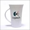 Фирменная кружка для Logitech